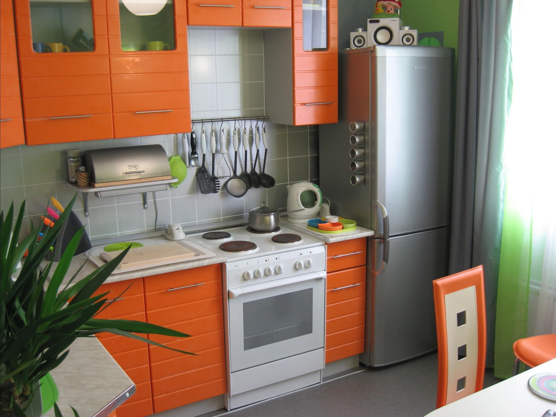 Ремонт маленькой кухни на примере 10 квартир (70 фото, видео) 20