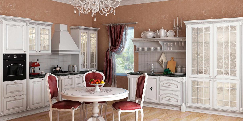 кухня афина аргенто от производителя Lorena бесплатный дизайн